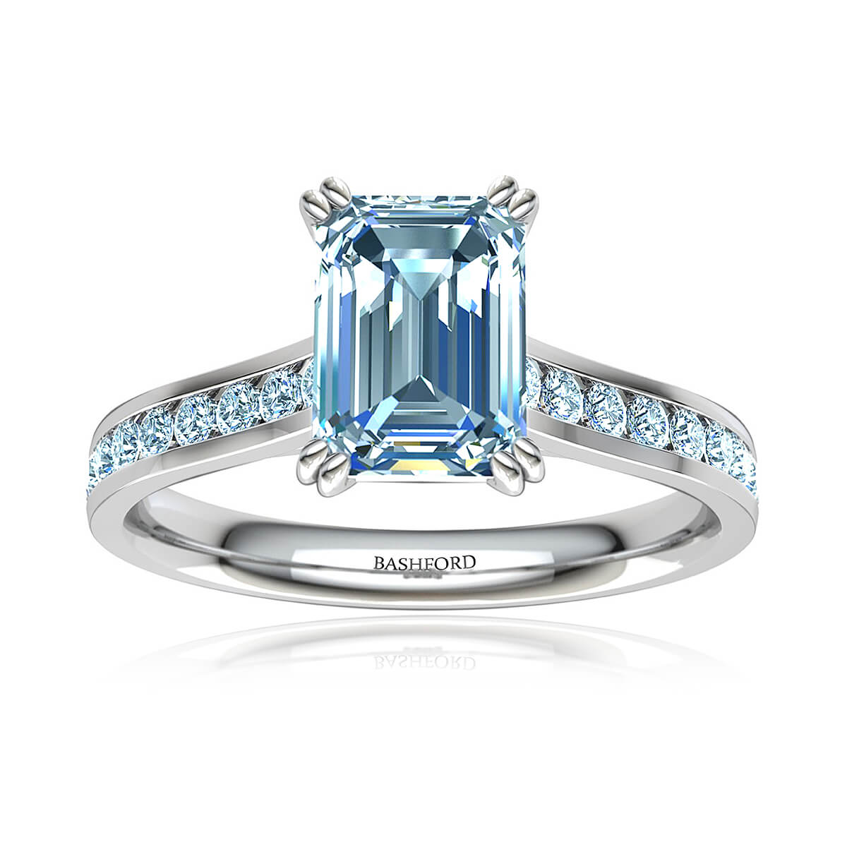 Celestina Diamond Ring