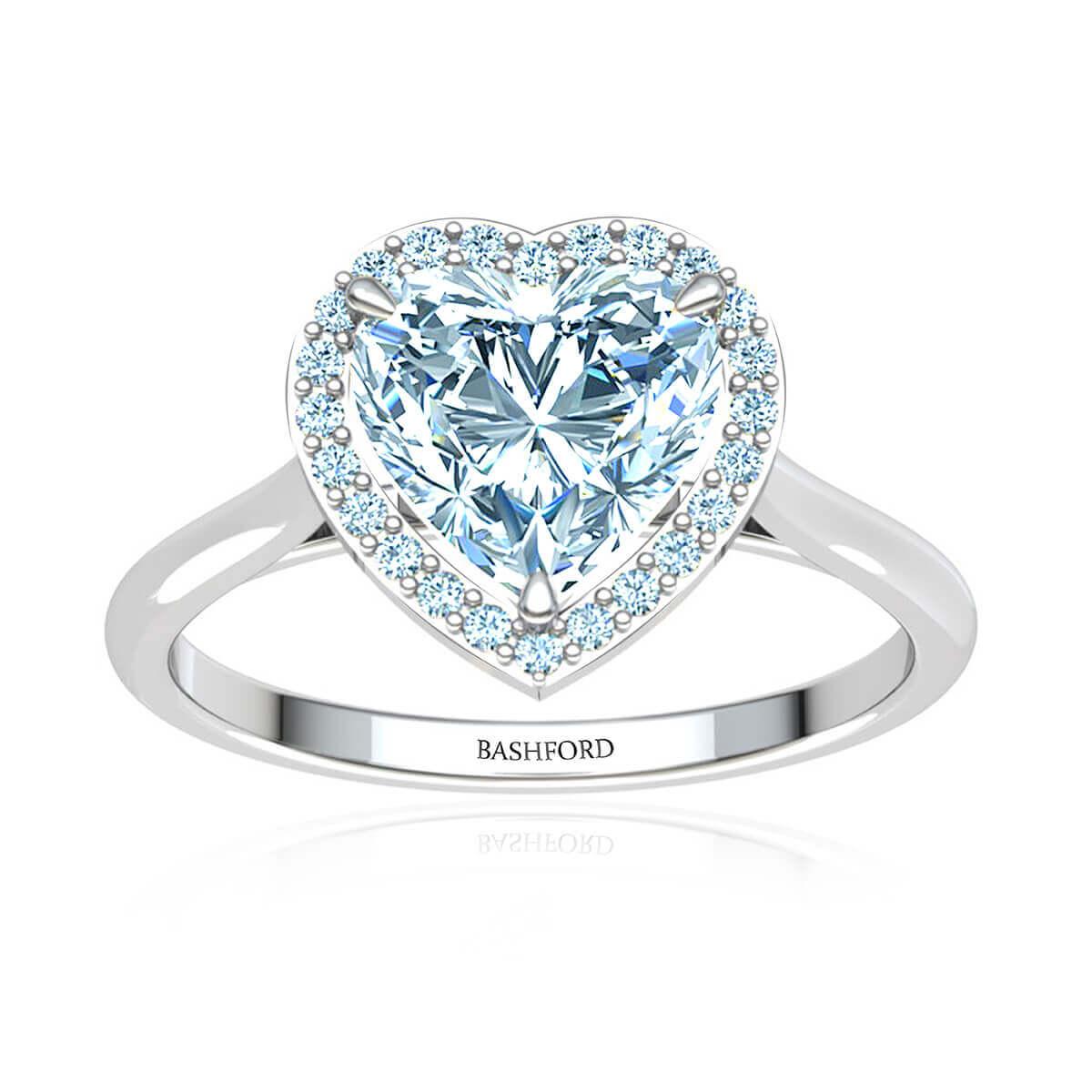 Gaga Diamond Ring  (1/8 CT. TW.)