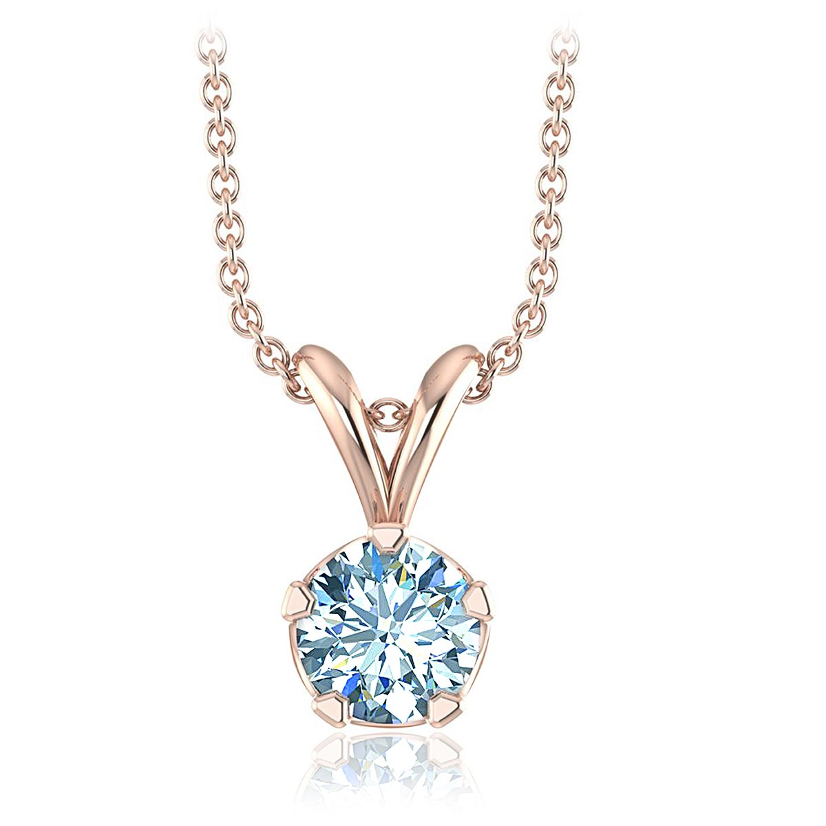 Loyauté Diamond Necklace (1/2 CT. TW.)