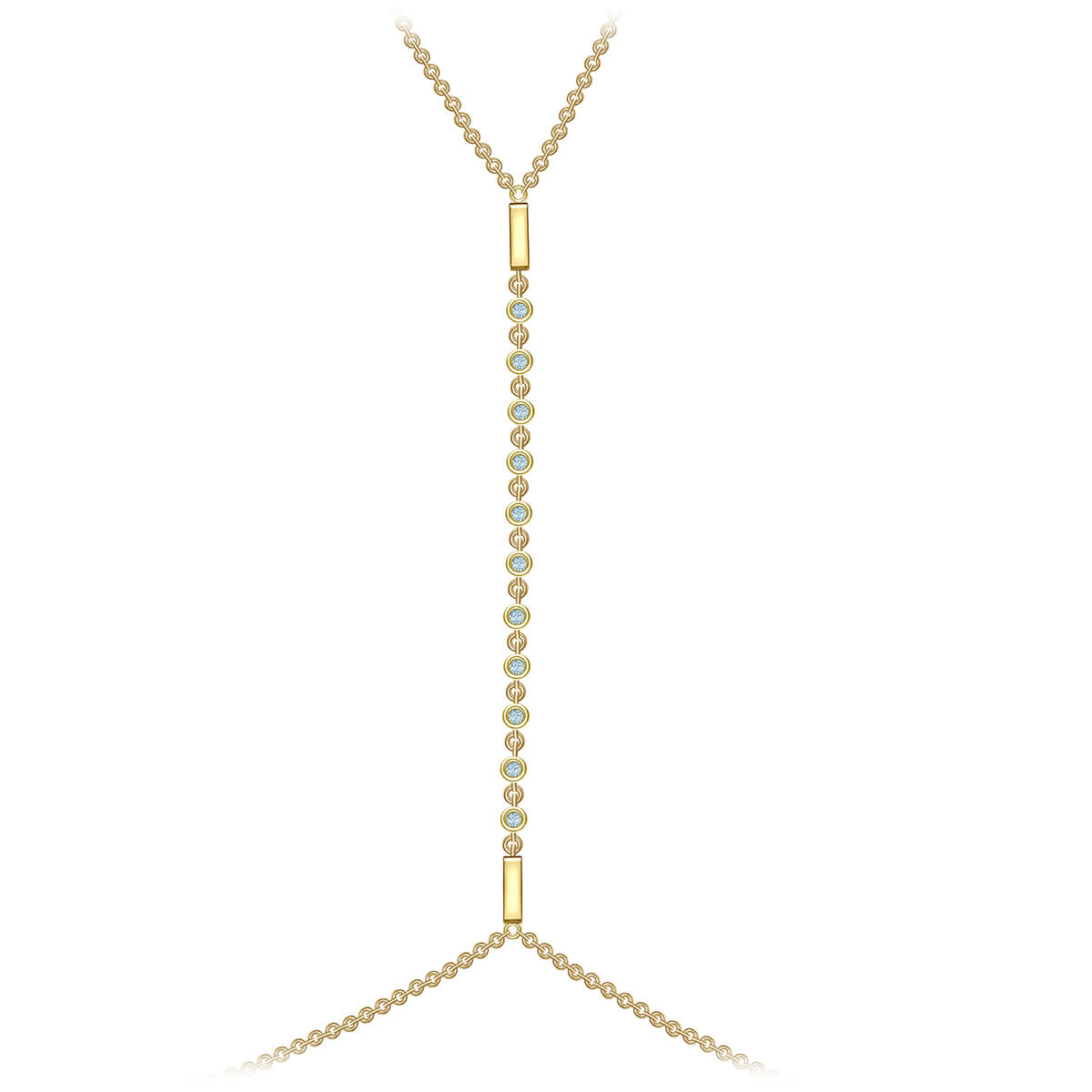 Florence Diamond Body Chain (1/3 CT. TW.)