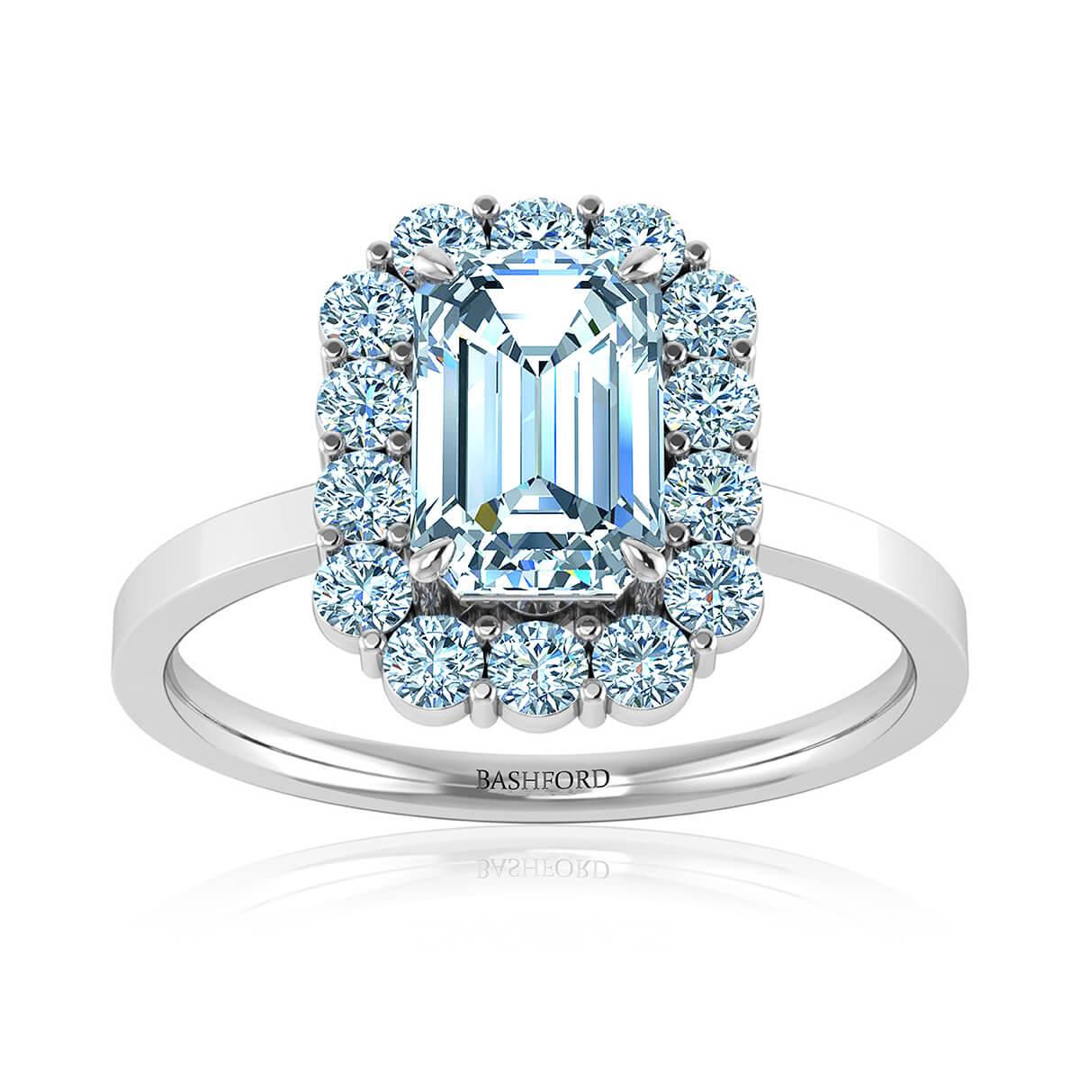 Je t'aime Diamond Ring